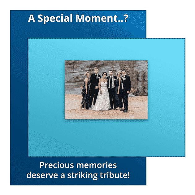 Mirror of Moments - Guestbook Mirror